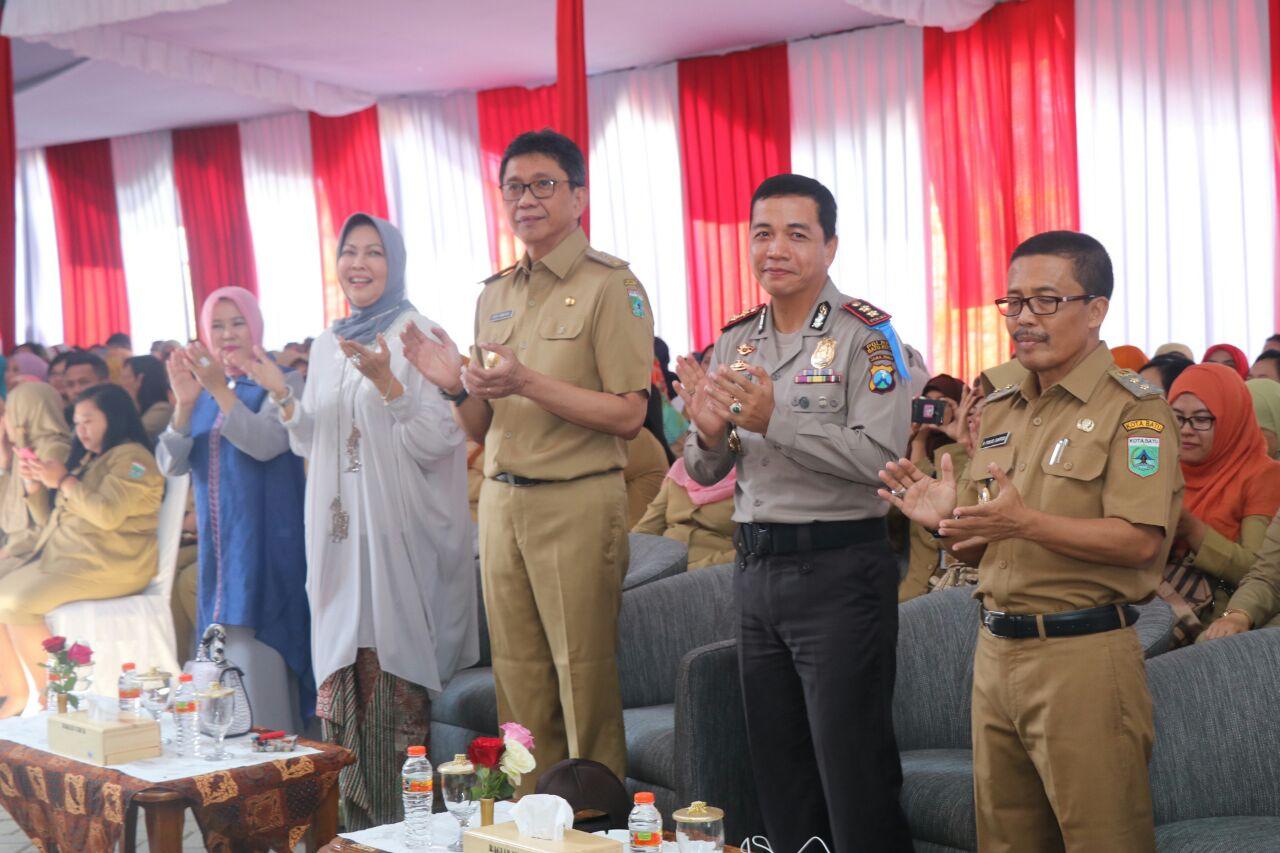 Ari Lasso isi acara Halal bihalal di Pemkot Batu