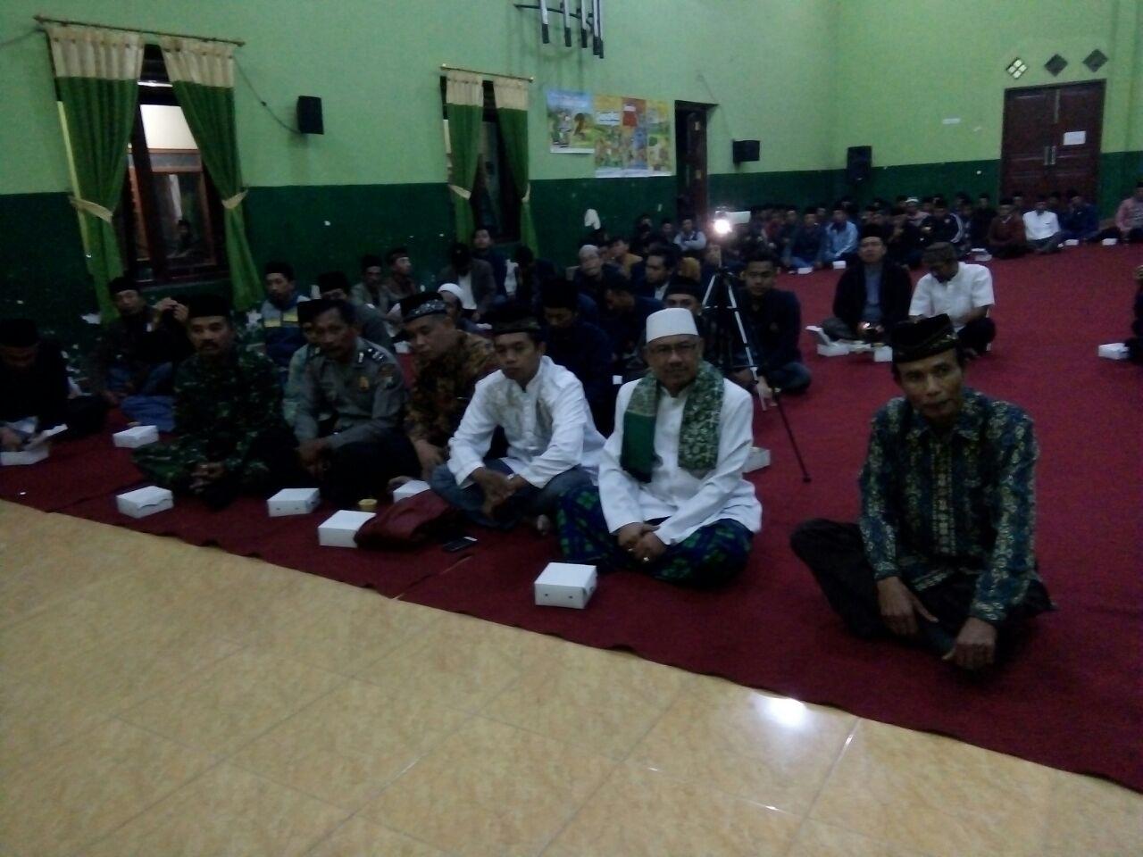 Giat halal bihalal 3 pilar ds Pandesari kec Pujon