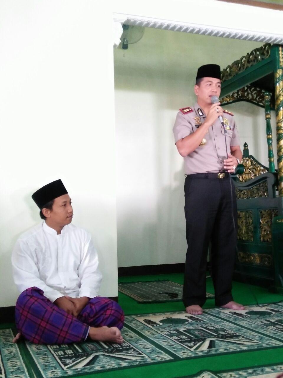BINROHTAL SEBAGAI JAWABAN REVOLUSI MENTAL