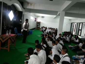Binluh MOS Bhabinkamtibmas Ds. Ngabab Pujon