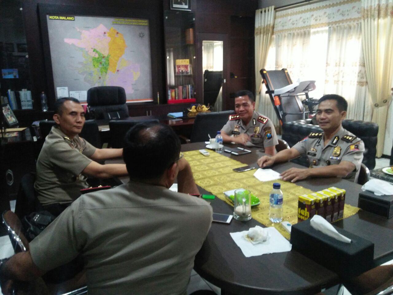 Kapolres Dampingi Tim Supervisi Quick Wins dari Kabag Renmin Divpropam Polri