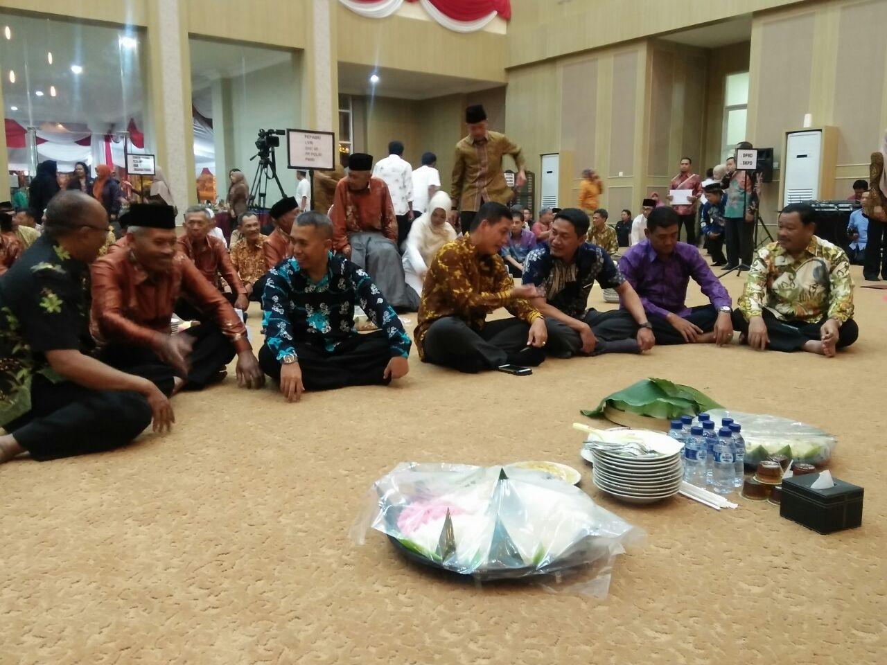 Kapolres Batu hadiri Tasyakuran HUT RI ke 71 di Pemkot Batu