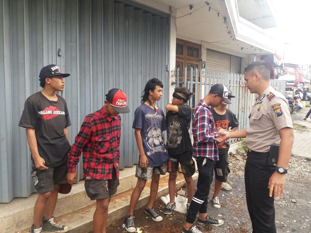 Quick response Kasat Binmas dan anggota