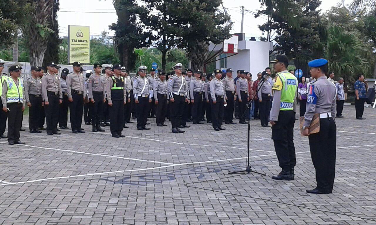 "KABAG OPS POLRES BATU INGATKAN TUGAS POLRI DALAM ""OMP APEL 2016"""