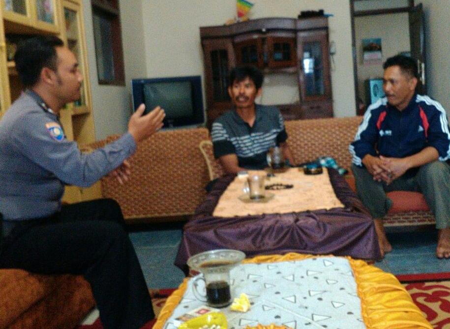 BHABIN BANGUN KESADARAN DAN PARTISIPASI MASYARAKAT DALAM HARKAMTIBMAS