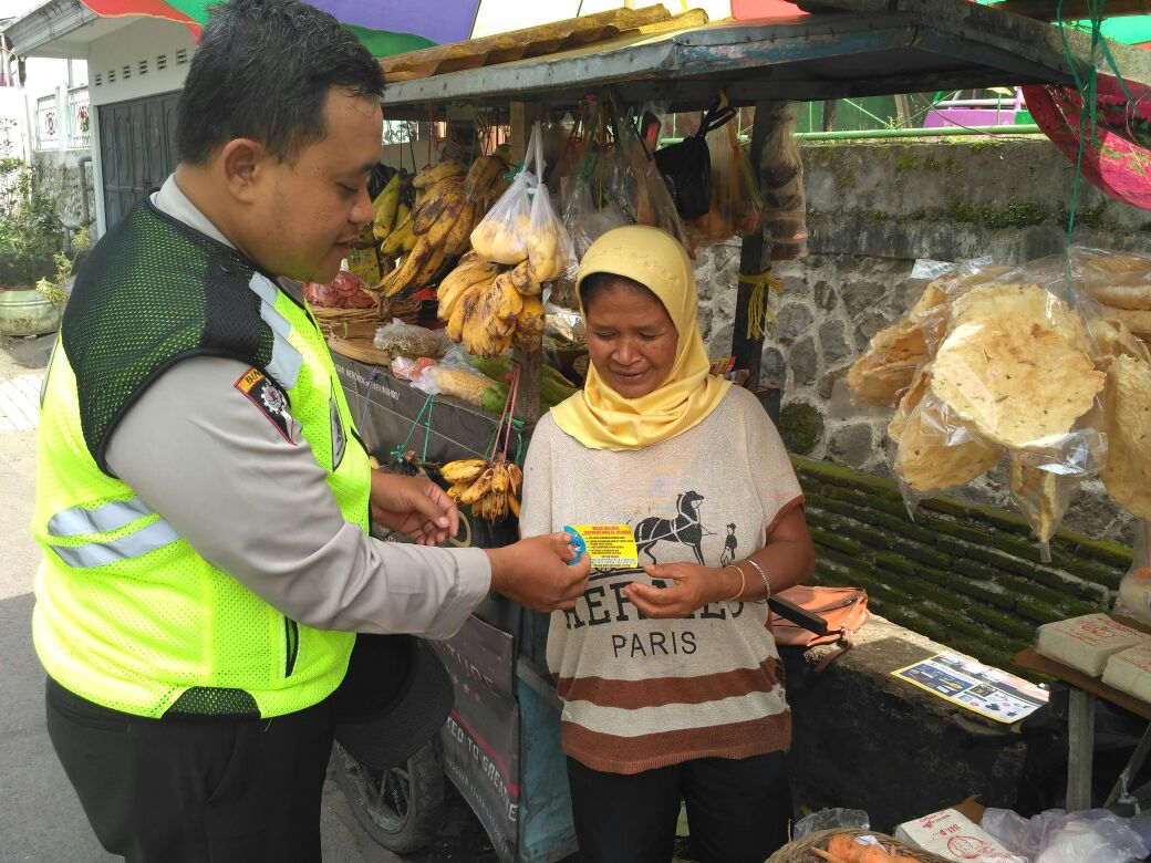 Wajib kunjung bangun  partisipasi masyarakat terhadap Kamtibmas dan meningkatkan kepercayaan masyarakat kepada Polri