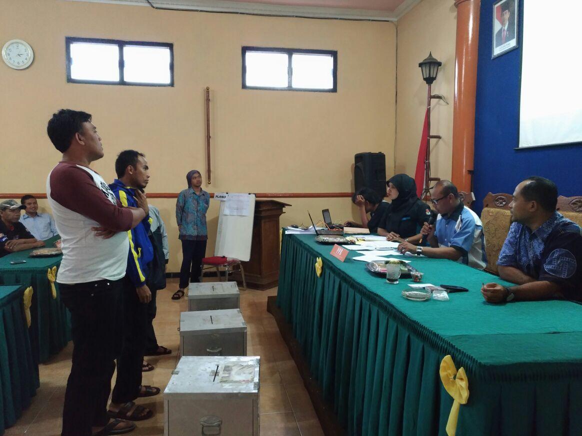 Simulasi Rekapitulasi hasil Pungutan Dan perhitungan Suara Tingkat Kecamatan Dalam Pilwali 2017
