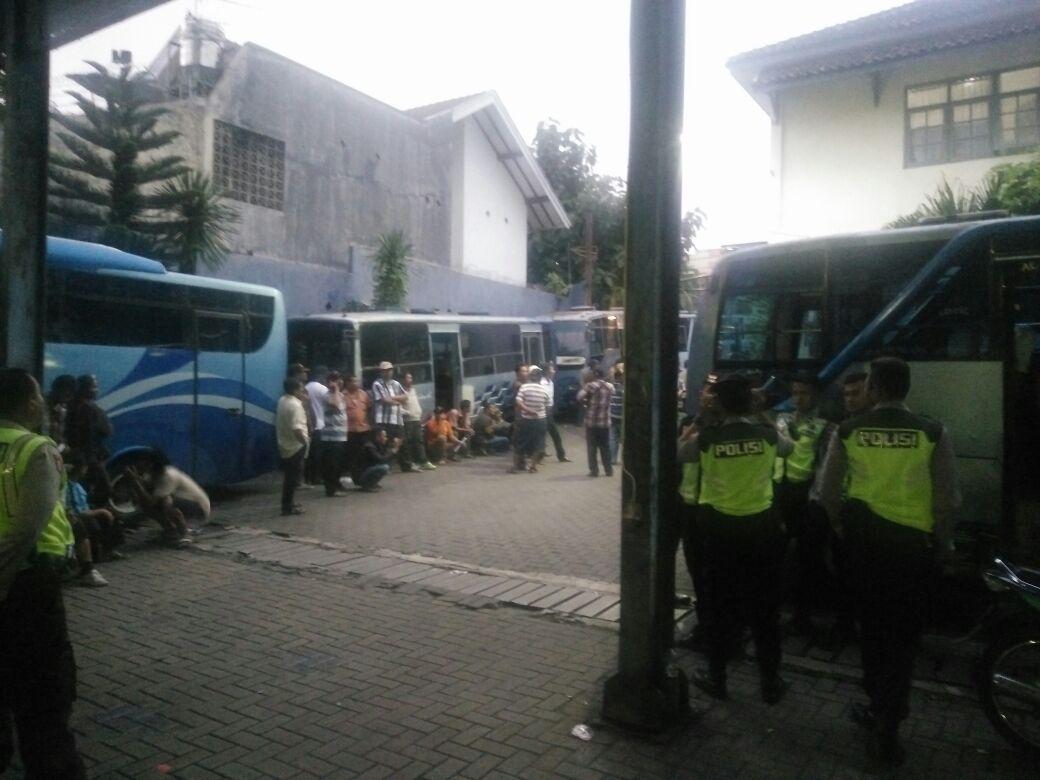 PO.Puspa Indah Sepakat bayarkan dana Kopensasi tgl 24-25 Januari 2017