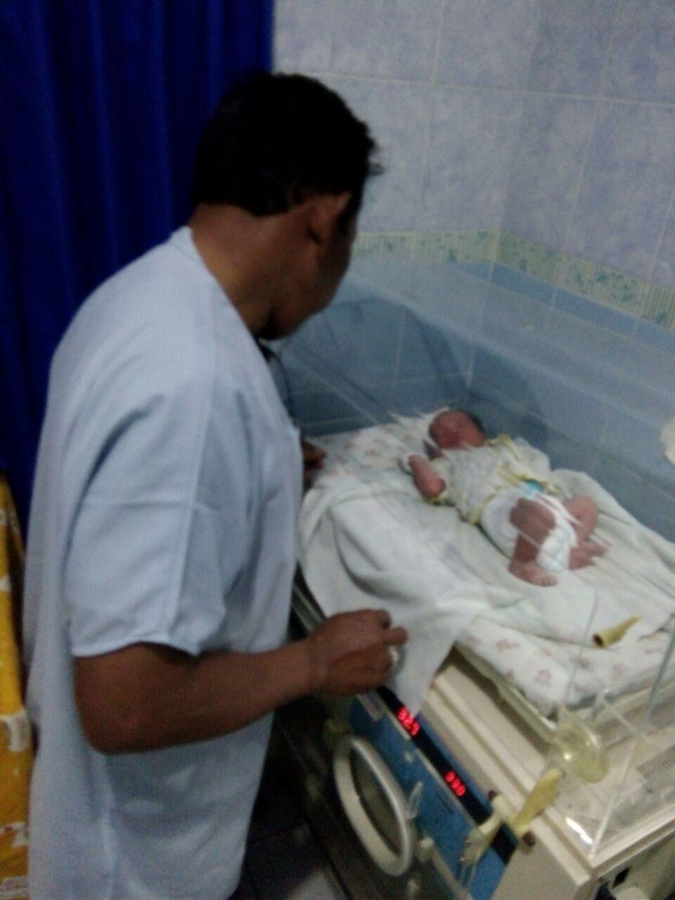 Telah Di Temukan Bayi Perempuan di Halaman Rumah Kosong Jln Lesti Ngaglik