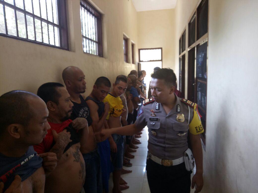 Piket Pawas Wajib Kontrol Tahanan
