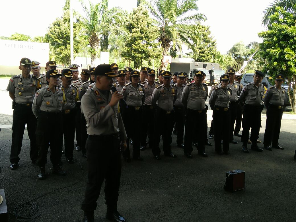 Giat Kunjungan DDS Polres Batu Dalam Rangka Bina Kusuma 2017