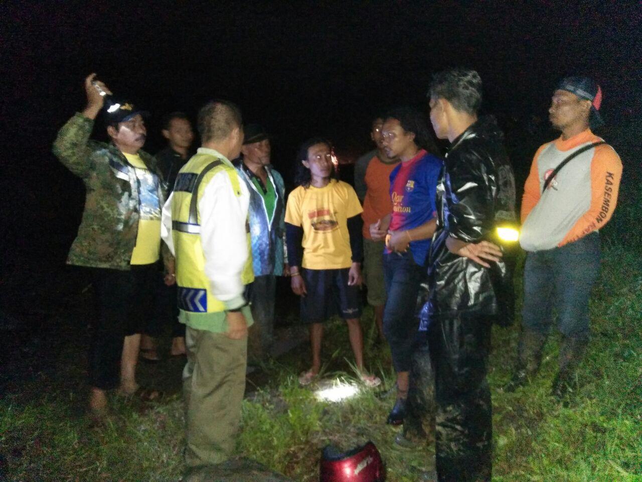 6 Orang Terjebak Di Sungai Terevakuasi Dengan Selamat