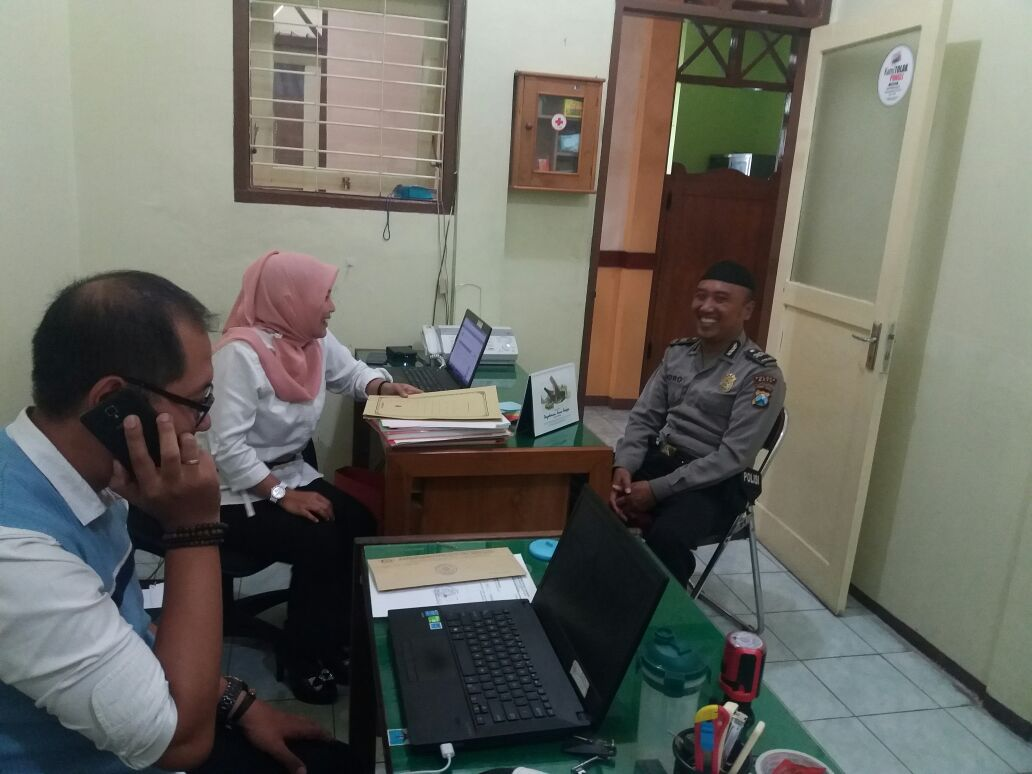 Koordinasi dengan Kementerian Agama Kota Batu Terkait Persiapan Giat Seminar