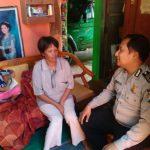 Anggota Polsek Pujon Polres Batu Berikan Pelayanan Kepada Masyarakat Lakukan Giat Poros Pagi
