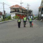 Polsek Kasembon Polres Batu Patroli Pos Kamling Untuk Meningkatkan Keamanan Wilayah Hukumnya