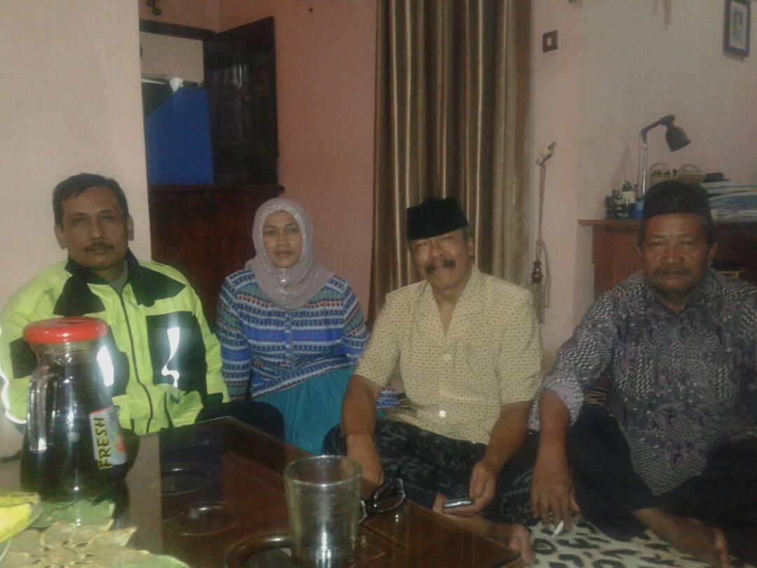 Anggota Polsek Ngantang Giat Patroli Sambang Warga