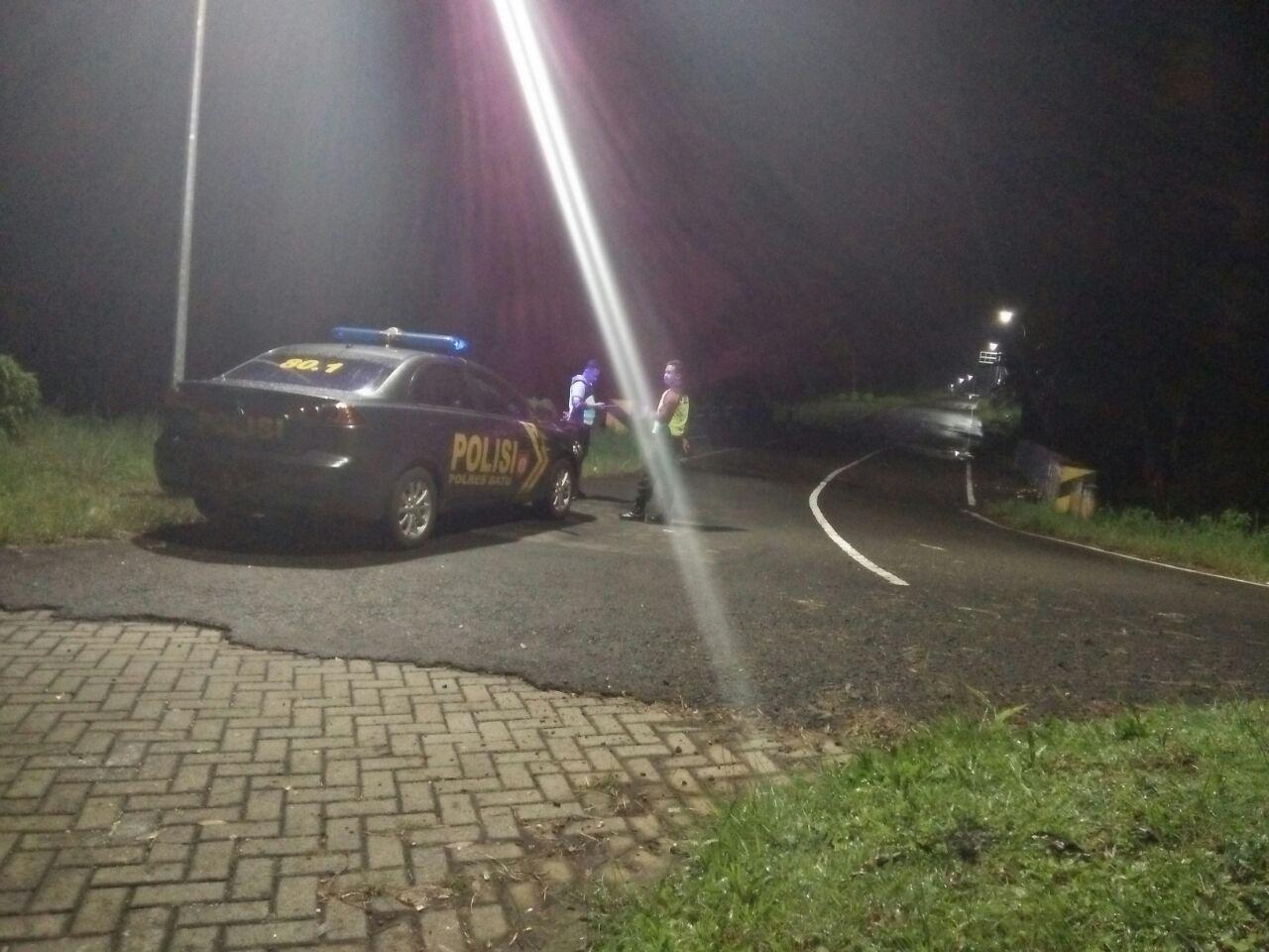 Patroli Subuh Untuk Cegah Pelaku Kriminal