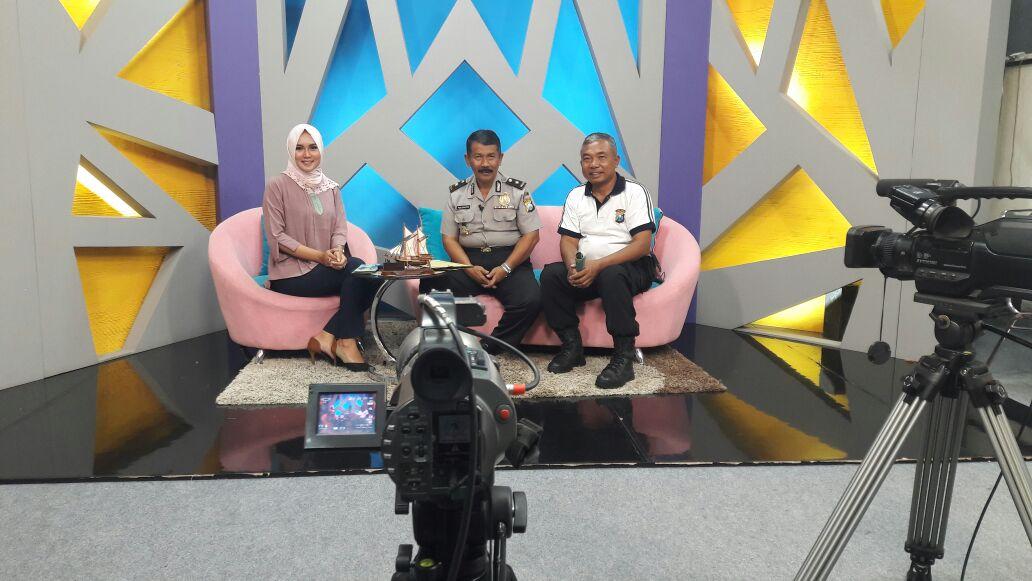 Sosialisasi Penerimaan Polri Di ATV Untuk Meningkatkan Animo Masyarakat Batu