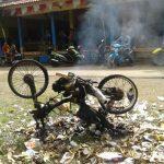 Bhabin Dan Provos Polsek Kasembon Polres Batu Laksanakan Giat Patroli Keamanan Wilayah Binaanya