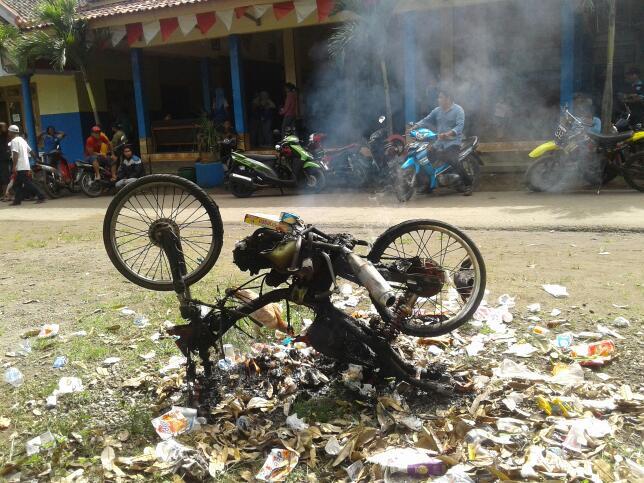 Berikan Rasa Aman Dan Nyaman, Anggota Bhabin Dan Provos Polsek Kasembon Polres Batu Laksanakan Giat Patroli Tempat Wisata