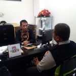 Patroli Kamtibmas Wilayah Binaanya, Anggota Bhabin Polsek Batu Polres Batu Patroli Sambang Jaga Keamanan Warganya