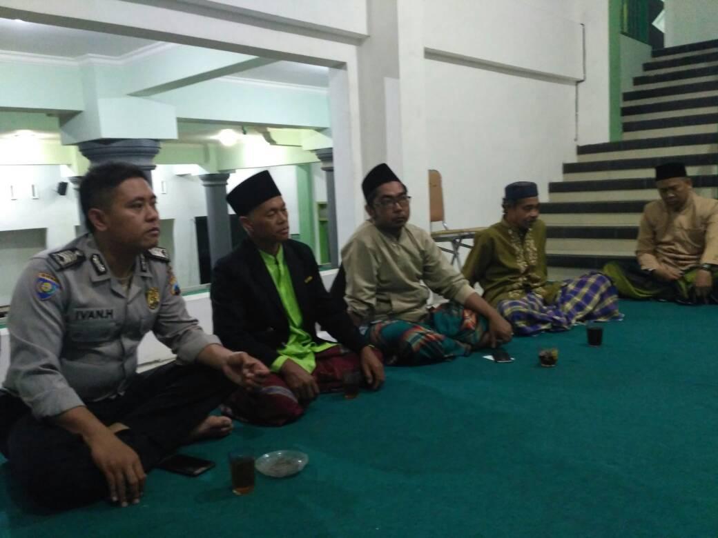 Polres Batu Hadir Dalam Pengajian Sambut Ramadhan