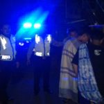 Patroli dialogis dengan warga di malam hari, Polri hadir di tengah tengah masyarakat amankan kegiatan warga