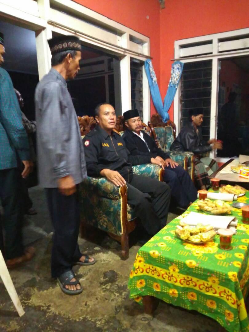 Polsek Ngantang Polres Batu Mengamankan Pengajian Umum Bersih Dusun
