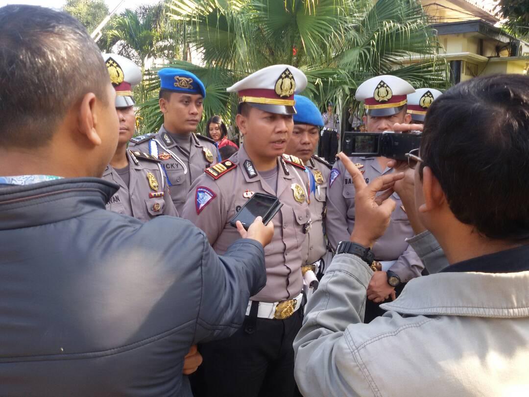 Pemeriksaan Internal Polres Batu Dalam Rangka Ops Patuh Semeru 2017