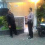 Bhabinkamtibmas Polsek Batu Kota Polres Batu Melaksanakan DDS Di Wilayah Binaannya