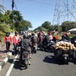 Polres Batu Razia Kendaraan Dalam Rangka Ops Patuh Semeru 2017
