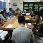 Antisipasi Dampak Lalu Lintas Pembangunan Hotel, Kbo Sat Lantas Polres Batu Hadiri Rapat Pembangunan Hotel Andys Di Desa Tlekung Junrejo
