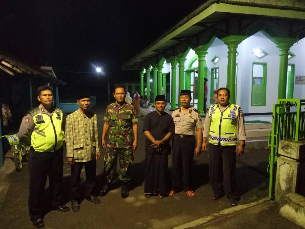 Muspika Kasembon Safari Ramadhan di Masjid Baitu Rohmah
