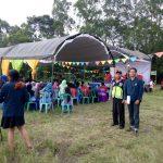 Anggota Polsek Pujon Polres Batu Patroli Sambang masyarakat Guna Silaturrahmi dan serap informasi