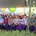 Kanit Binmas Polsek Ngantang Polres Batu Laksanakan DDS ke Mahasiswa UM KKN serap informasi