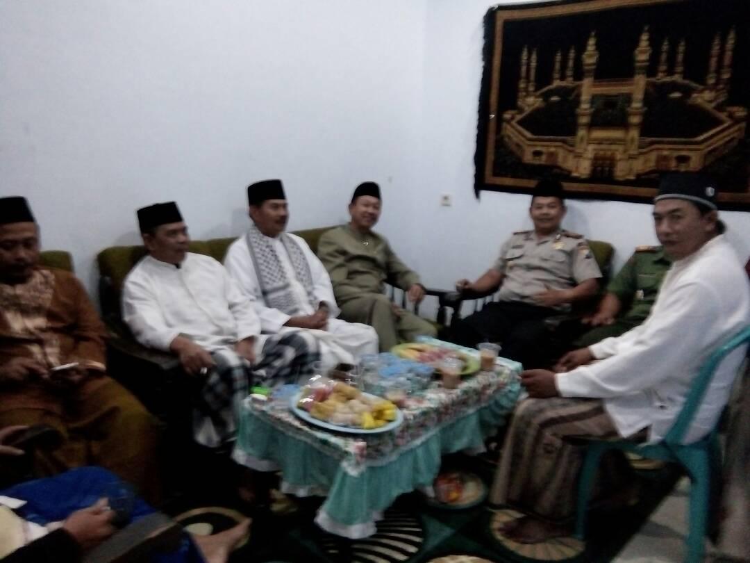 Kapolsek Pujon Polres Batu Hadiri Giat Safari Ramadhan