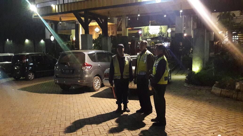 Ciptakan Situasi Kondusif,  Polres Batu Polsek Junrejo Anggota Polsek Junrejo Lakukan Patroli Cipkon