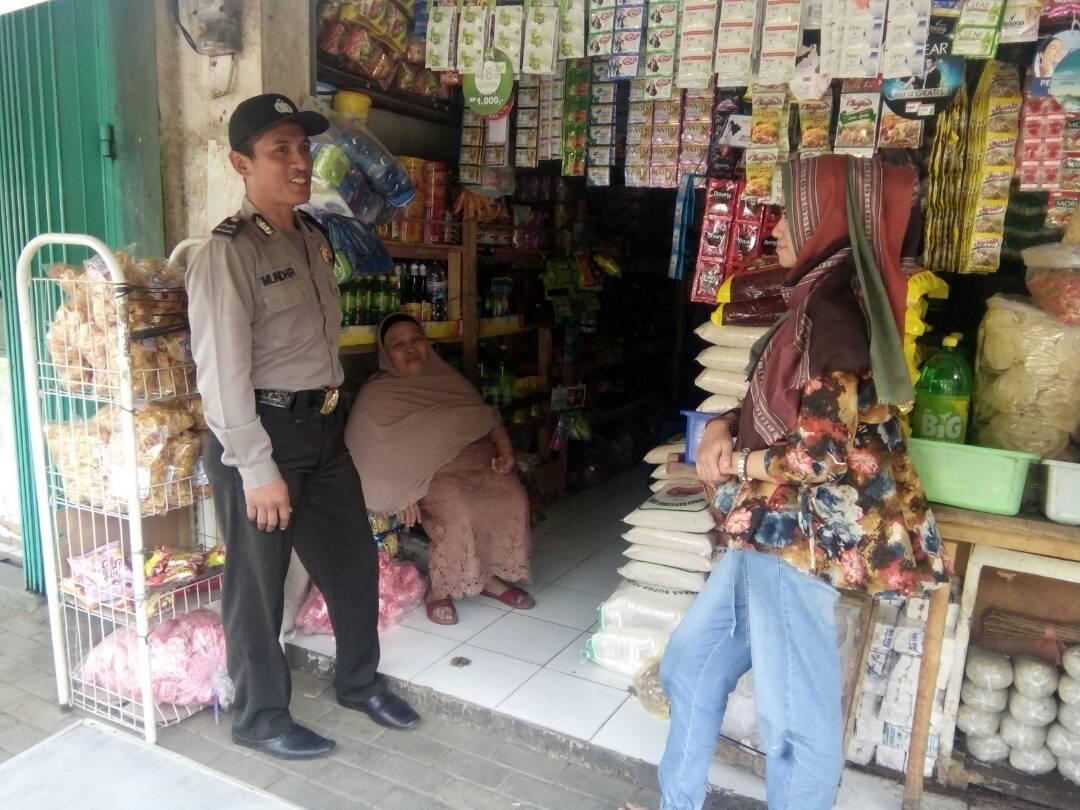 Polsek Pujon Polres Batu Tingkatkan Patroli Untuk Ciptakan Situasi Kondusif