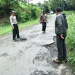 Satlantas Polres Batu Cek Kesiapan Jalur Mudik