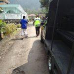 Sambang,Bhabinkamtibmas Desa Sidodadi Polsek Ngantang Polres Batu Kunjungi Toga