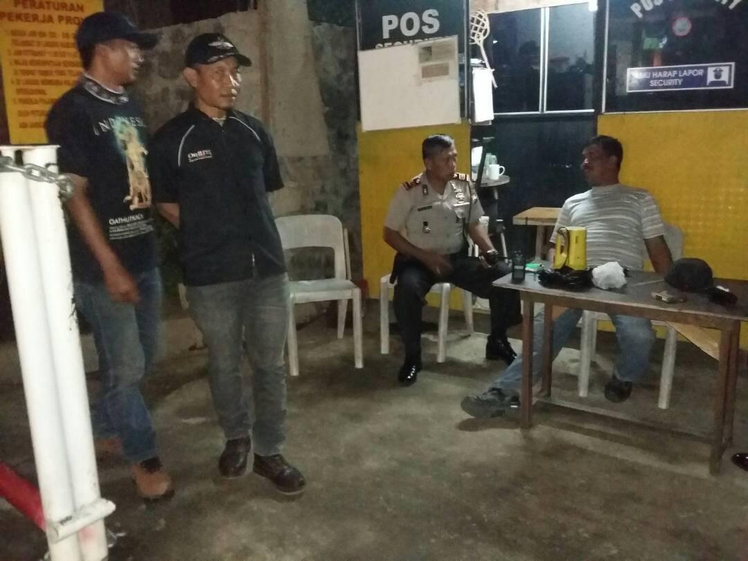 Patroli Cipta Kondisi Polres Batu – Sektor Junrejo