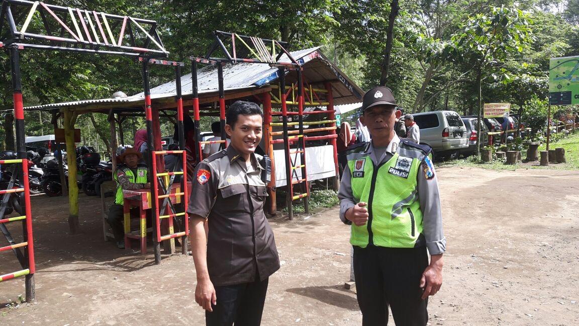 Pospam Selekta Laksanakan Giat Patroli Di Daerah Batas Kota