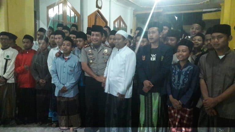 Kapolres Batu Tiada Hari Tanpa Safari Ramadhan