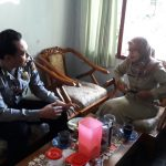 Bhabin Sektor Junrejo Polres Batu sambang Sekolah