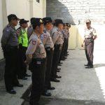 Tingkatkan Kedispilinan Giat Apel rutin di Polsek Ngantang Polres Batu