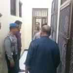 Sipropam Polres Batu Tingkatkan Kesiapsiagaan Mako dengan selalu mengontrol rumah tahanan