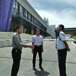 Anggota Bhabinkamtibmas Polsek Batu Kota Polres Batu Laksanakan DDS Terhadap Pam Swakarsa