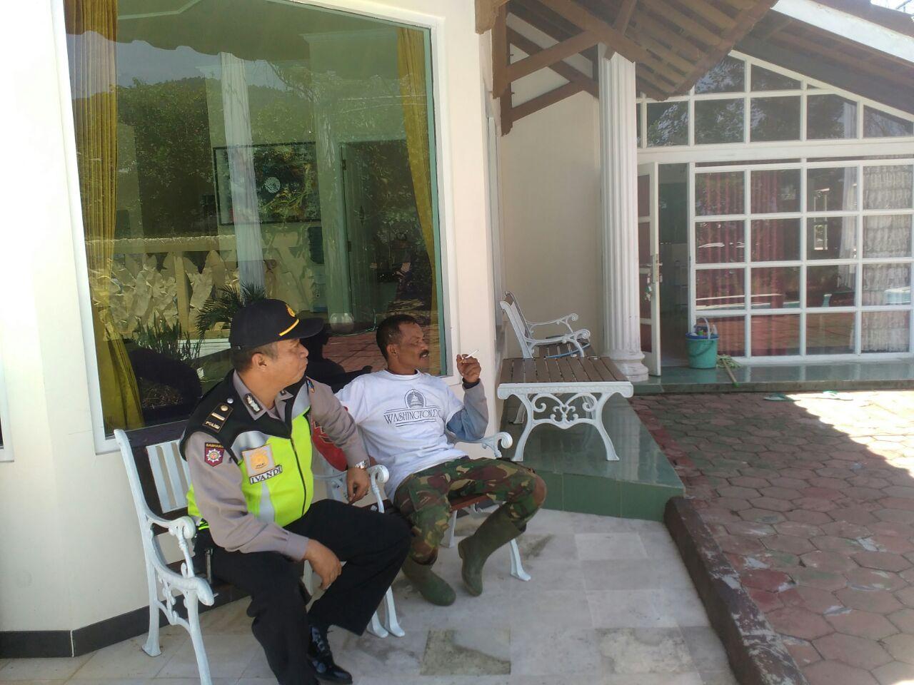 Anggota Polsek Batu Polres Batu Giatkan Patroli Rutin Antisipasi 3C