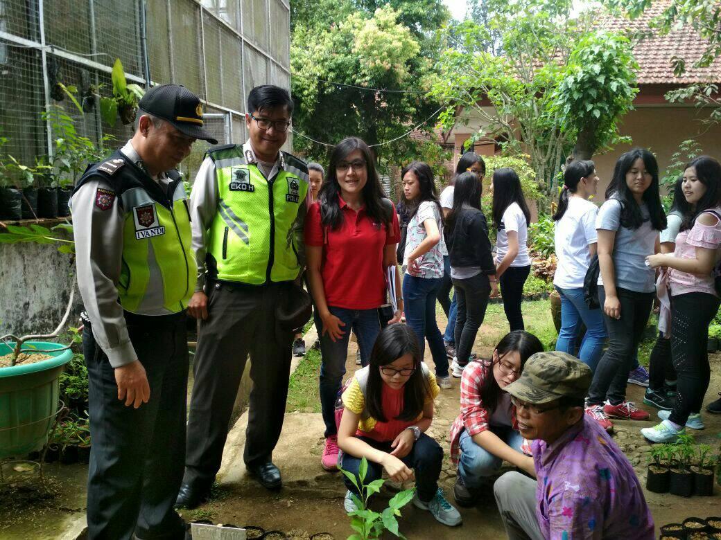 Lakukan Patroli Juga Penyuluhan ke MMB yang Dilakukan Kanit Patroli Polsek Kota Batu Polres Batu