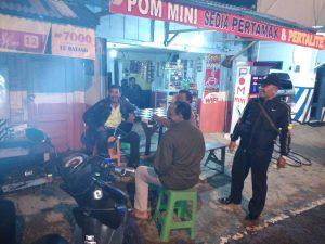 Antisipasi 3 Cepu, Anggota Polsek Ngantang Polres Batu Lakukan Giat Patroli Malam